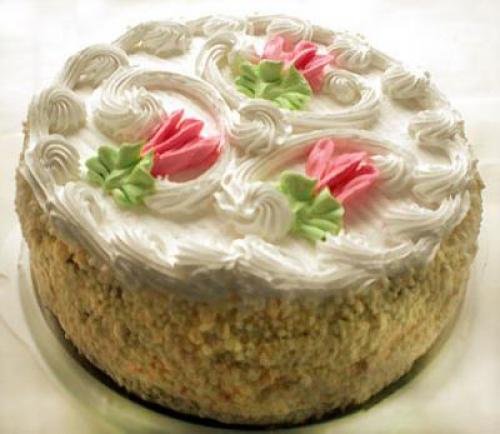 Торты с покупным бисквитом