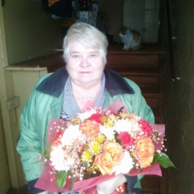Любимой бабушке